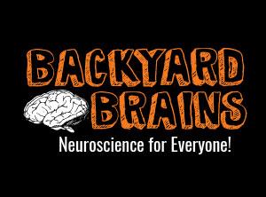 Backyard Brains finger muscles analysis app.
